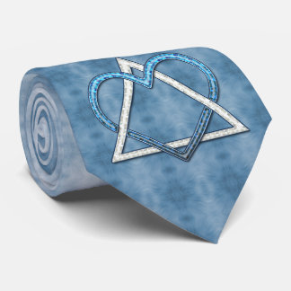 Pearly Blue (Neck Tie) Tie