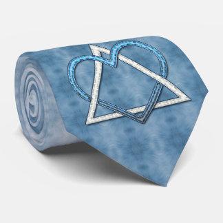 Pearly Blue (Neck Tie) Tie