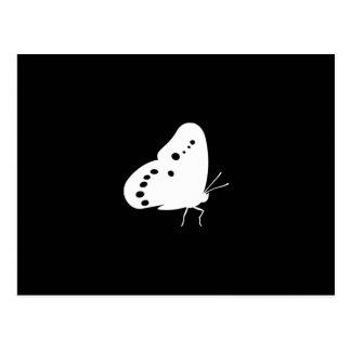 Pearly Eye Butterfly Postcard