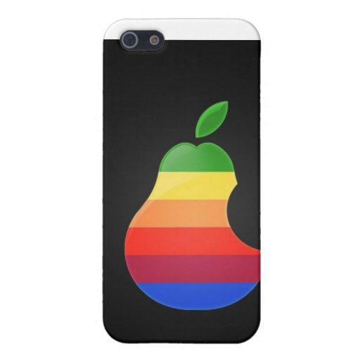 Pearphone case iPhone 5 cover