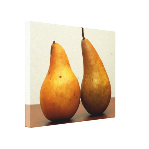 Pears Canvas Prints