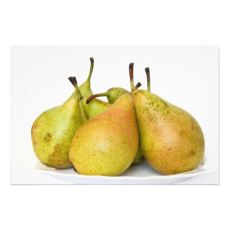 Pears Photo Print