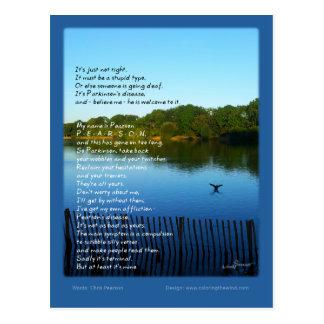 Pearson's Disease - Chris Pearson Post Cards