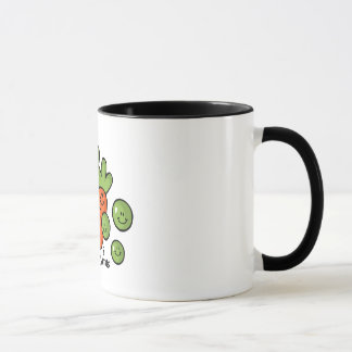 Peas And Carrots Mug