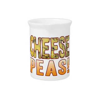 Peas Blue Cheese Pitcher