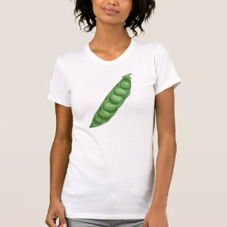 Peas in a pod t-shirts