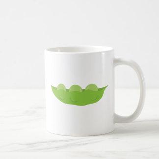 Peas Coffee Mug