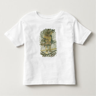 Peasant carrying a ewe and a basket of cheese toddler T-Shirt