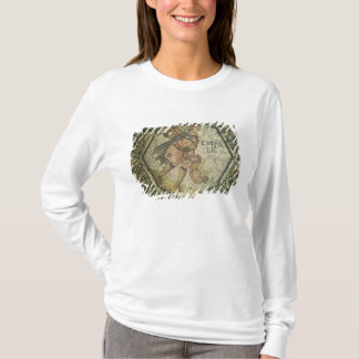 Peasant carrying chickens and a basket of eggs T-Shirt