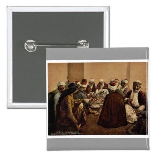Peasant Druses i e Druzes of Mount Carmel tak Buttons