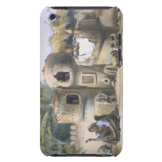 Peasant Dwellings in Upper Egypt, illustration fro Barely There iPod Cover