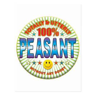 Peasant Totally Postcards