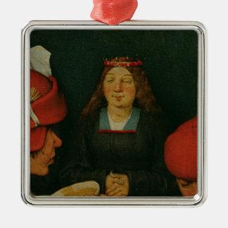 Peasant Wedding Christmas Ornament