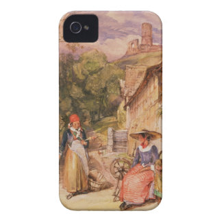Peasants of the Black Forest iPhone 4 Case-Mate Cases