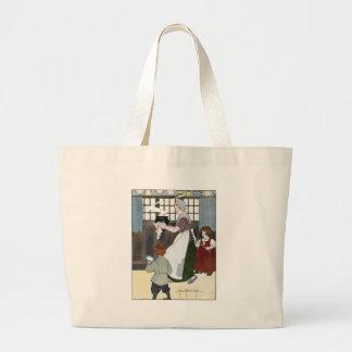 Pease Porridge Hot Tote Bag