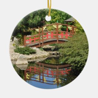 Peasholm Park Bridge Ornament