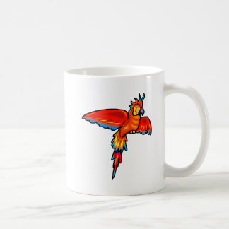 Peata Parrot Coffee Mugs