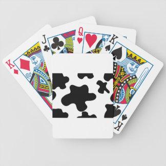 peau de vache jeux de cartes bicyle