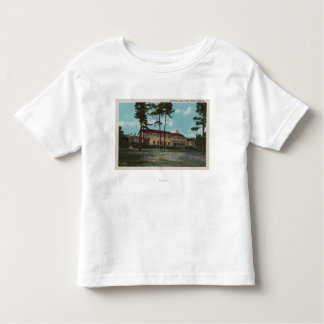 Pebble Beach, CA - Del Monte Lodge View and Toddler T-Shirt