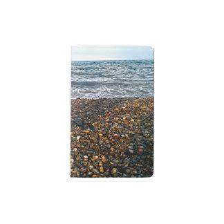 pebble beach pocket moleskine notebook