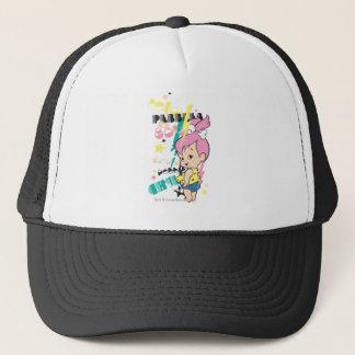 PEBBLES™ 80s Punk Trucker Hat