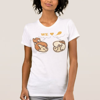 PEBBLES™ and BAMM-BAMM™ Love Food T-Shirt