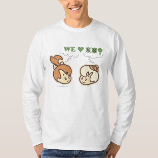 PEBBLES™ and BAMM-BAMM™ Loves Nature T-Shirt