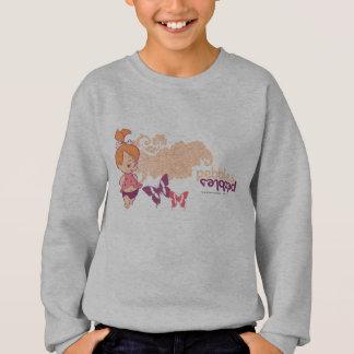 PEBBLES™ and Butterflies Sweatshirt