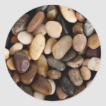 Pebbles Background Stickers
