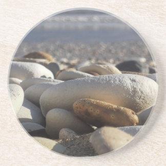 pebbles. coaster