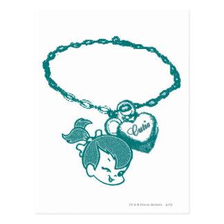 PEBBLES™ Cutie Chain Postcard
