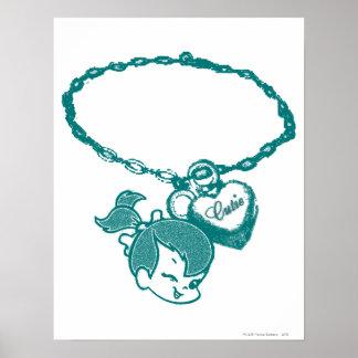 PEBBLES™ Cutie Chain Poster