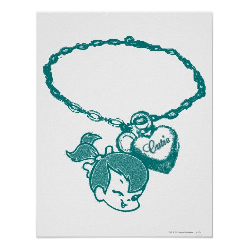 PEBBLES™ Cutie Chain Posters