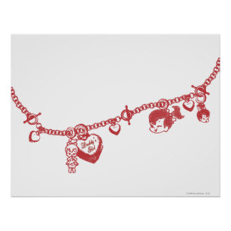 PEBBLES™ Friendship Chain Poster