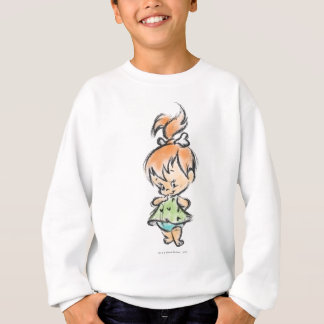 PEBBLES™ - Hand Drawn Sketch Sweatshirt