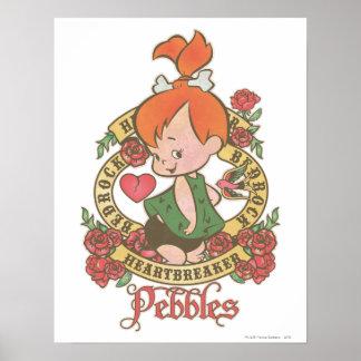 PEBBLES™ Heartbreaker Poster