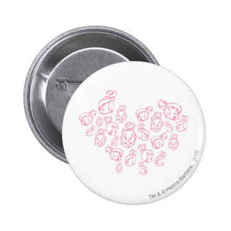 PEBBLES™ In All Flavors 6 Cm Round Badge