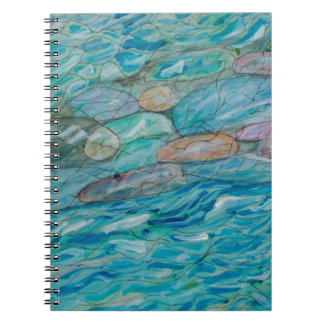 pebbles in the stream notebooks