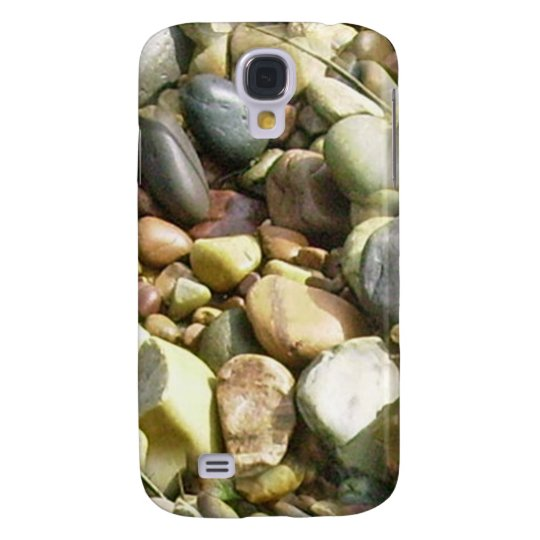 Pebbles iphone 3 galaxy s4 case