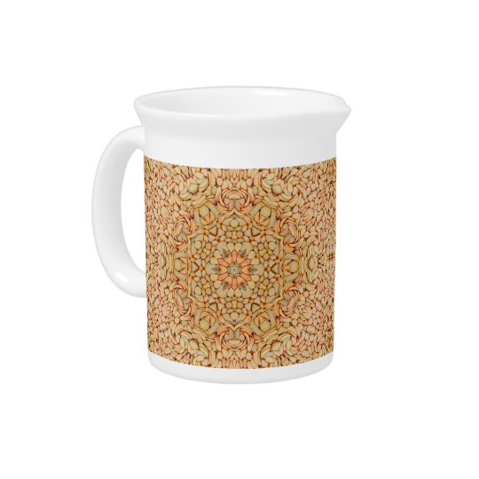 Pebbles Kaleidoscope    Porcelain Pitchers