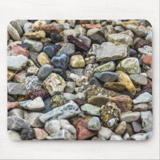 Pebbles mousepad