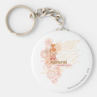 PEBBLES™ Natural Beauty Key Ring