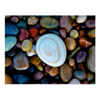 Pebbles (on Findhorn Beach) Postcard