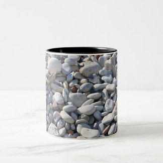Pebbles on the Beach  Mug