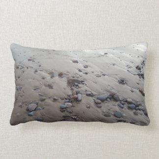 Pebbles on the Sand Cushion