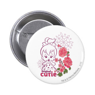 PEBBLES™ Original Cutie 6 Cm Round Badge