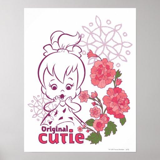 PEBBLES™ Original Cutie Print