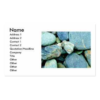 PEBBLES PACK OF STANDARD BUSINESS CARDS