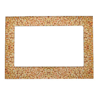 Pebbles Pattern   Magnetic Picture Frames