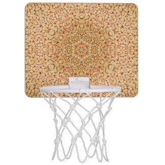Pebbles Pattern    Mini Basketball Goal Mini Basketball Hoop